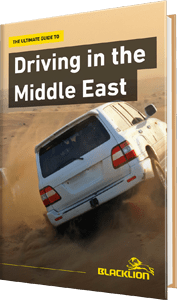 FREE Middle East Driving Guide